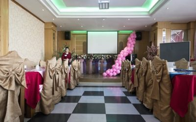 Criteria for choosing a party room