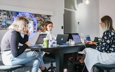 What is the point of going to a digital meeting?
